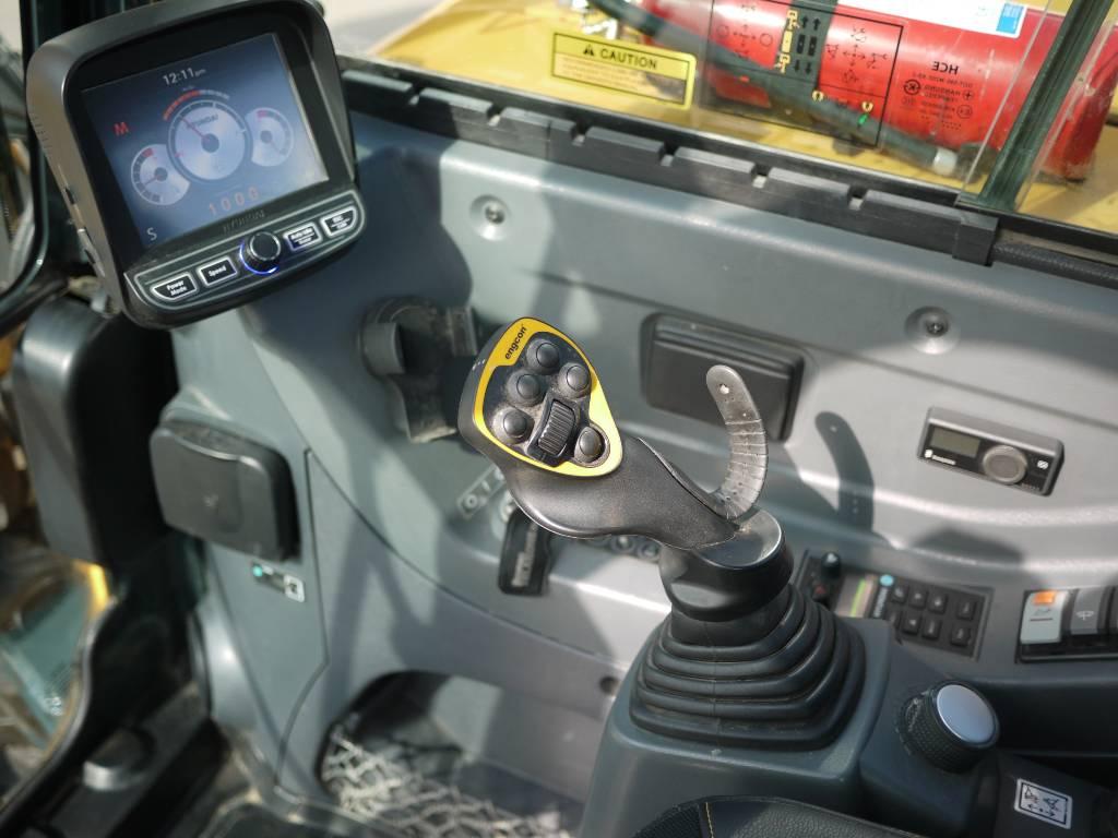 Hyundai R 80 CR-9A, Midikaivukoneet 7t - 12t, Maarakennus