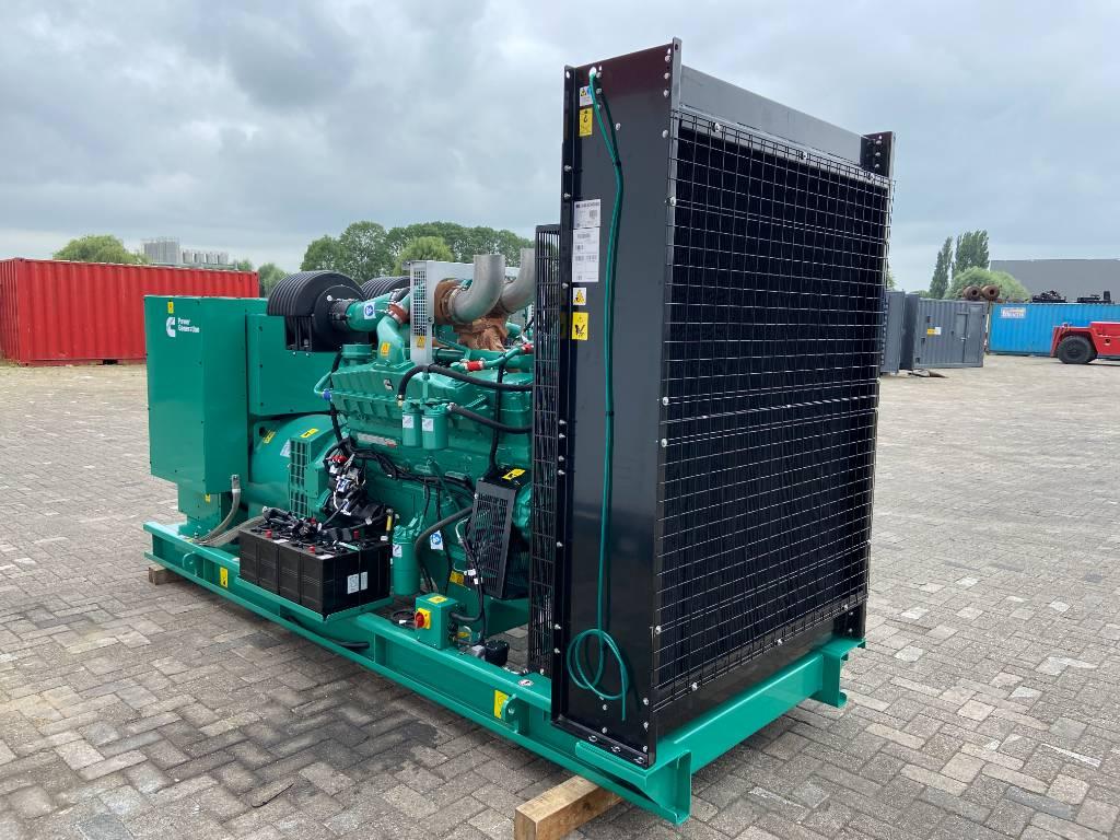 Cummins C700D5 - 700 kVA Generator - DPX-18523, Diesel generatoren, Bouw