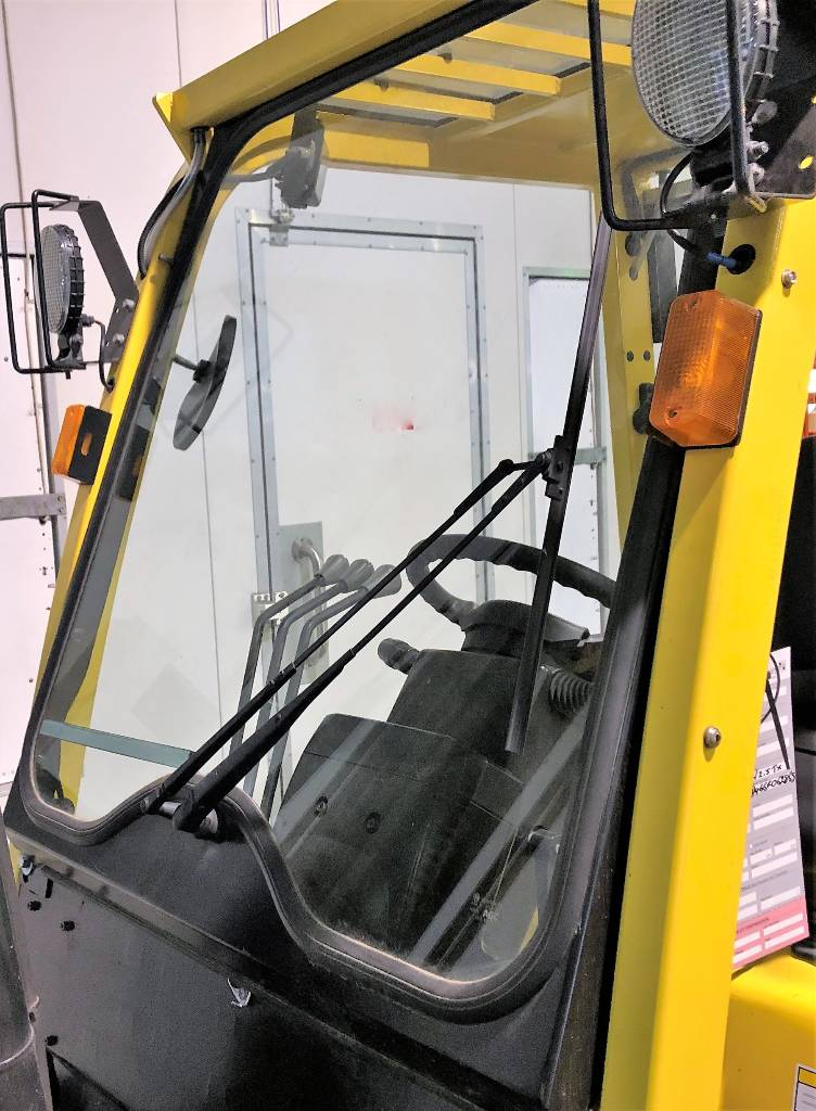 Hyster H2.5XT, LPG counterbalance Forklifts, Material Handling