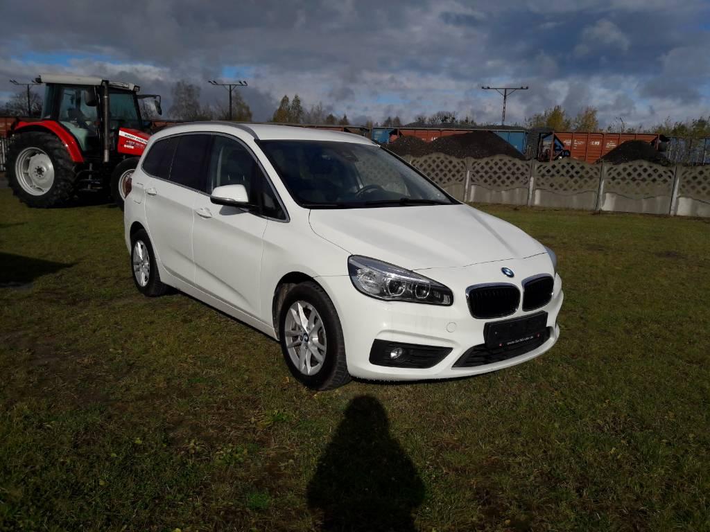 BMW Grandtourer Seria 2, Samochody, Transport