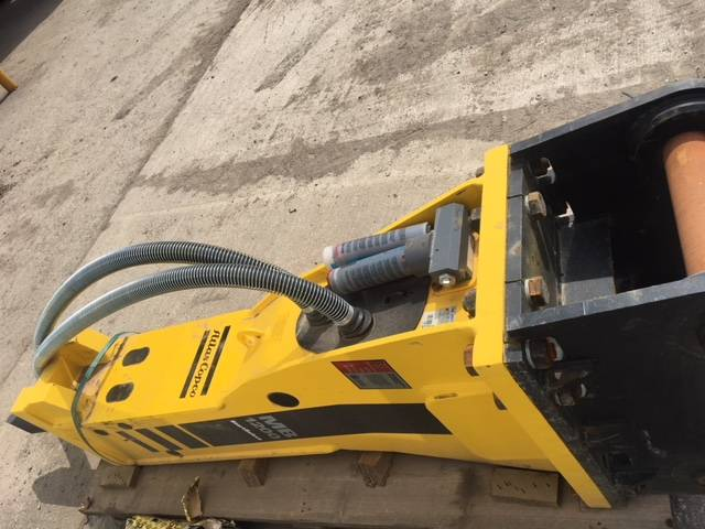 Atlas Copco MB1200, Hammers / Breakers, Construction