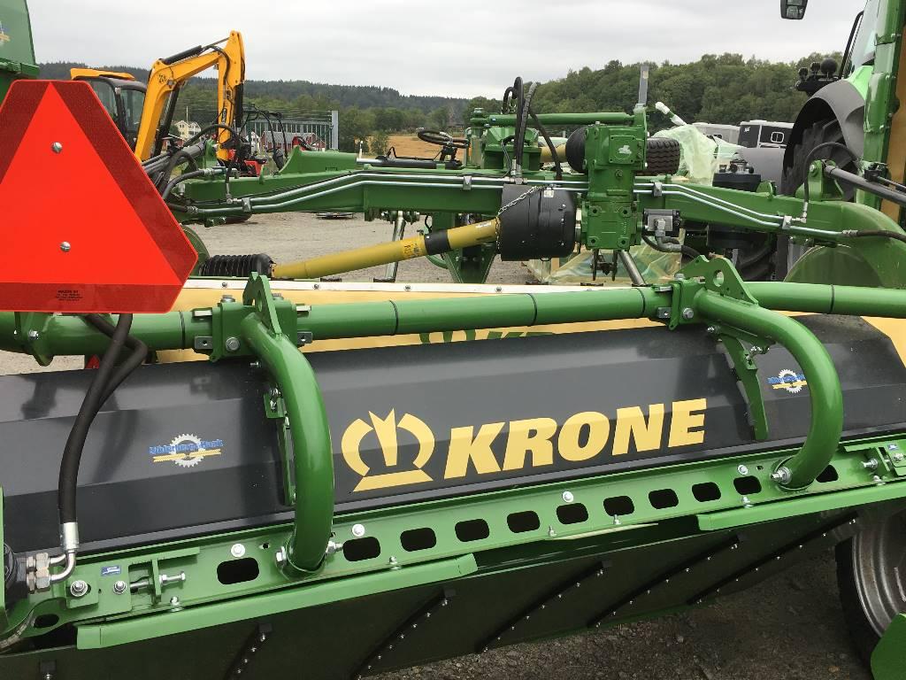Krone TC 320 CV m tvärband, Slåtterkrossar, Lantbruk