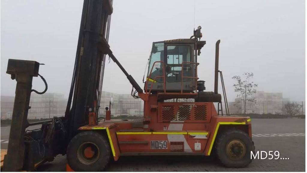 Kalmar DCD70-40E5, Container handlers, Material Handling