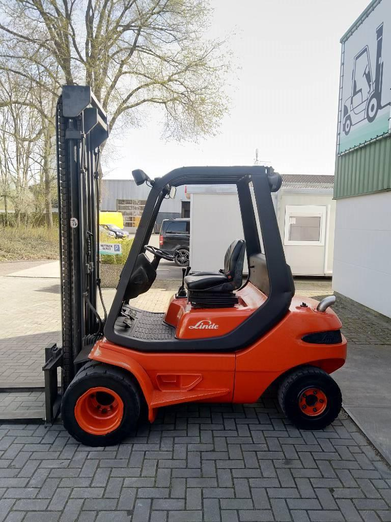 Linde H30D Heftruck, Chariots diesel, Manutention