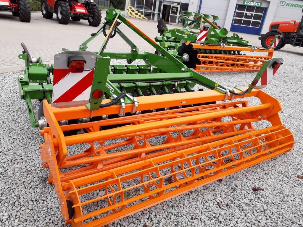 Amazone Catros + 3003 Special, Brony talerzowe, Maszyny rolnicze