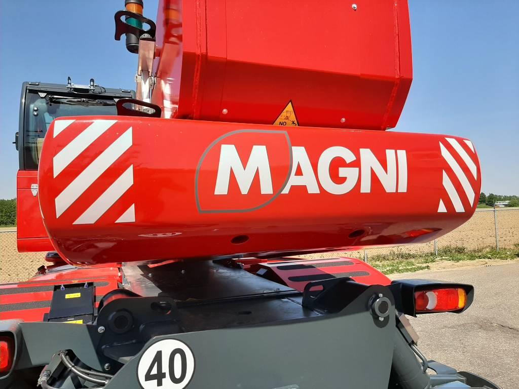 Magni RTH 7.26, Verreikers, Bouw