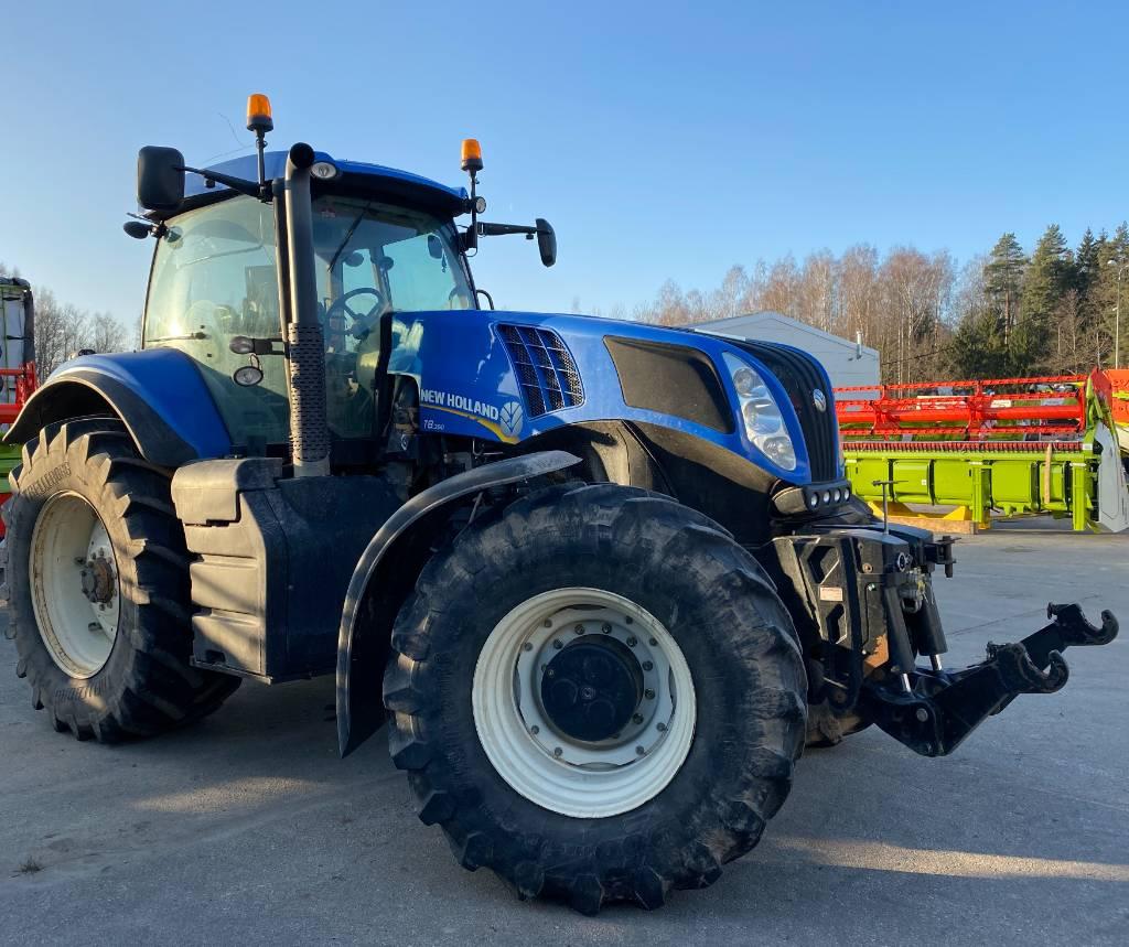 New Holland T 8.390, Traktorit, Maatalouskoneet