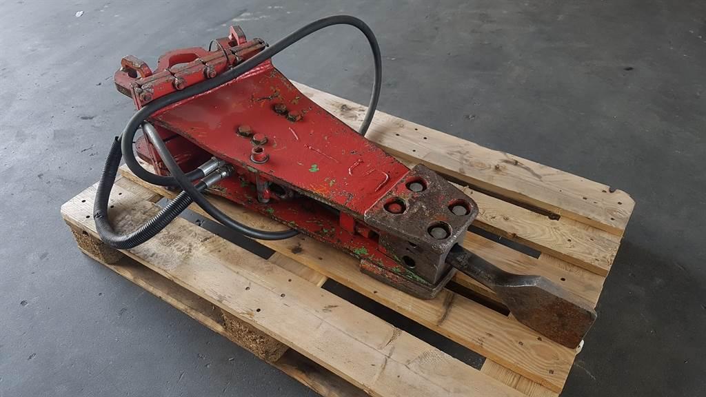 [Other] Hydraulic hammer CW05 - Hydraulikh�mmer/Sloophamer