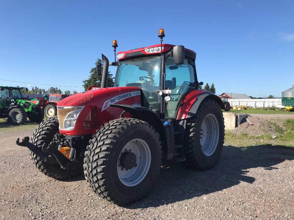McCormick X 7.460, Traktorer, Lantbruk