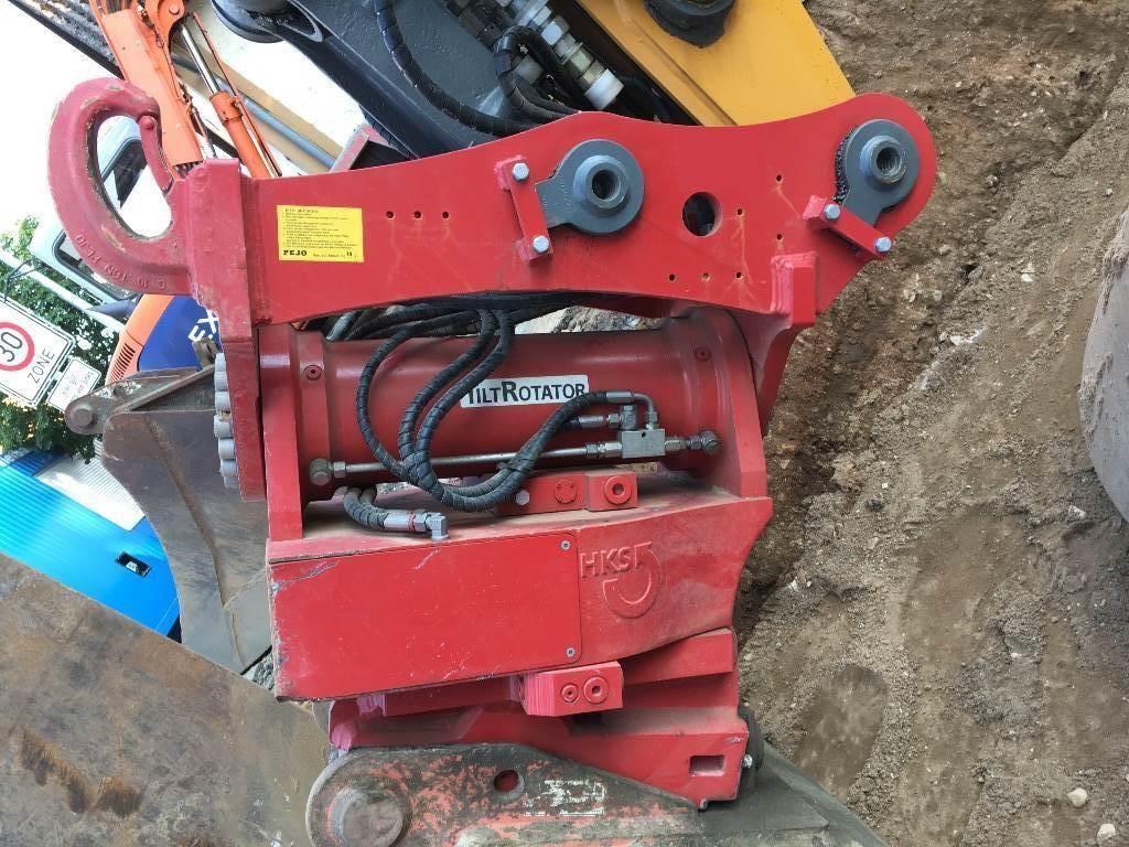 [Other] HKS Tilt Rotator Kombination TR-K 270 110°, Andere Zubehörteile, Baumaschinen