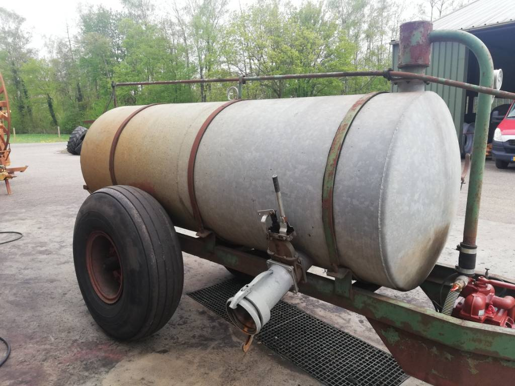Tank onbekend, Slurry Tankers, Agriculture