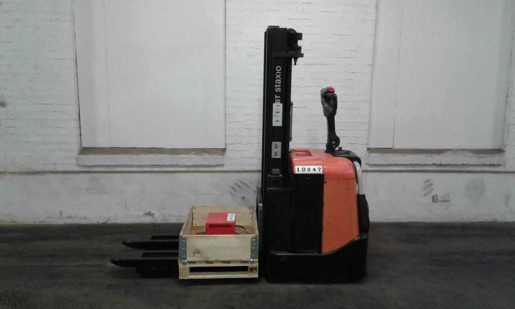 BT SPE 125, Staplare-led, Materialhantering