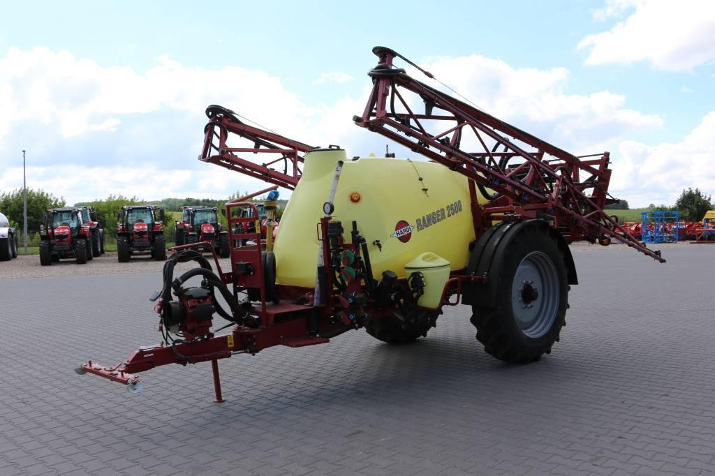Hardi Ranger 2500, Opryskiwacze zaczepiane, Maszyny rolnicze