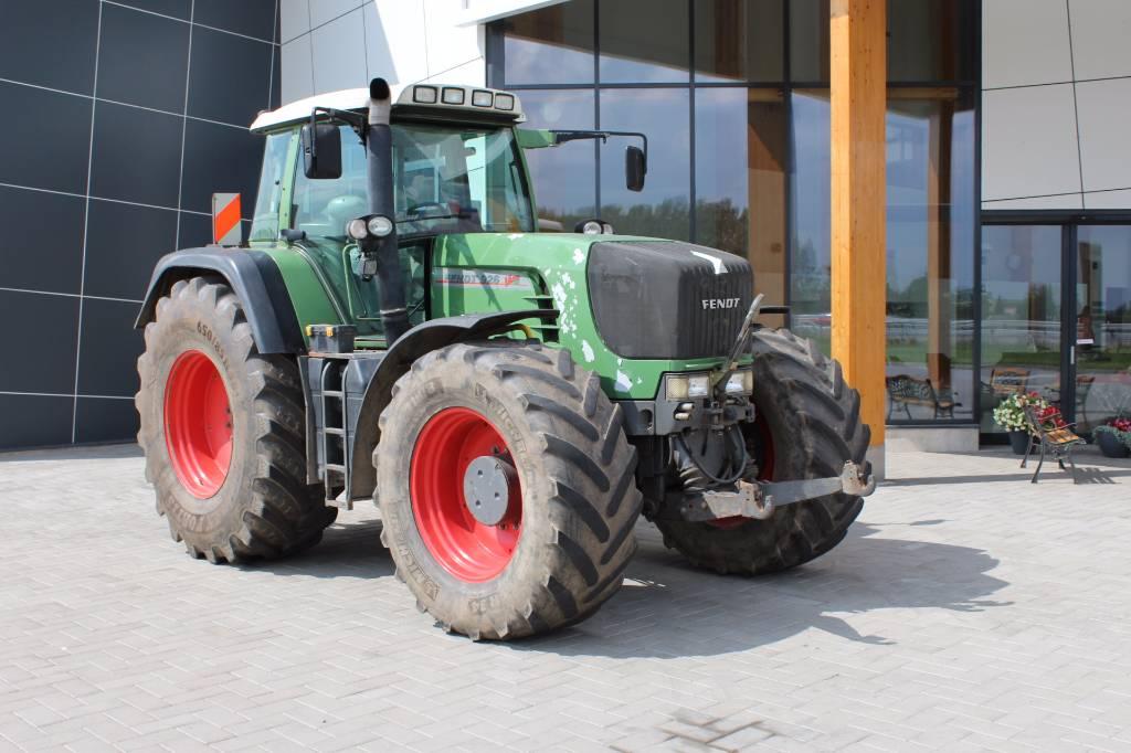 Fendt 926 Vario TMS, Traktorid, Põllumajandus