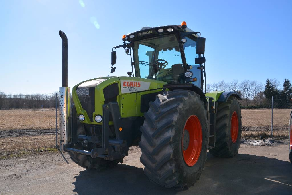 CLAAS Xerion 3800 Trac VC, Tractors, Agriculture