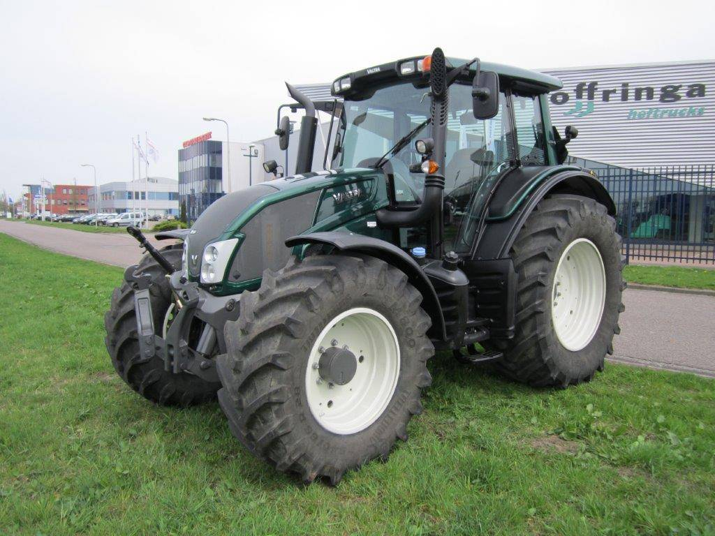 Valtra N143 HiTech, bj 2013, prachtige trekker!, Tractoren, Landbouw