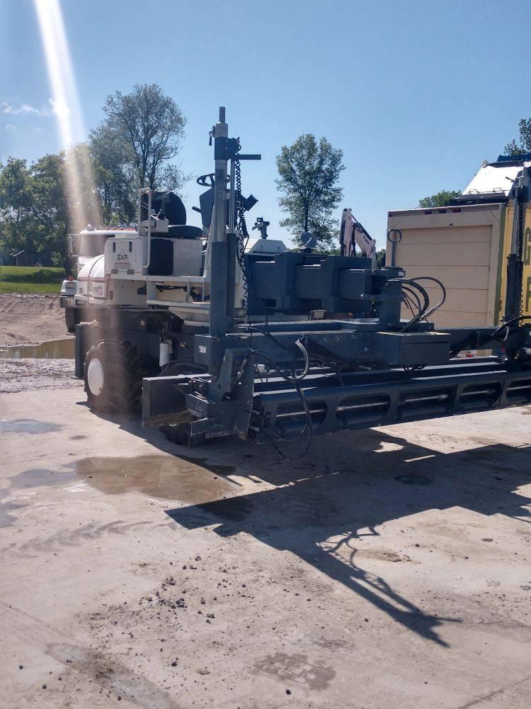 Somero SXP, Boom Pumps, Construction Equipment