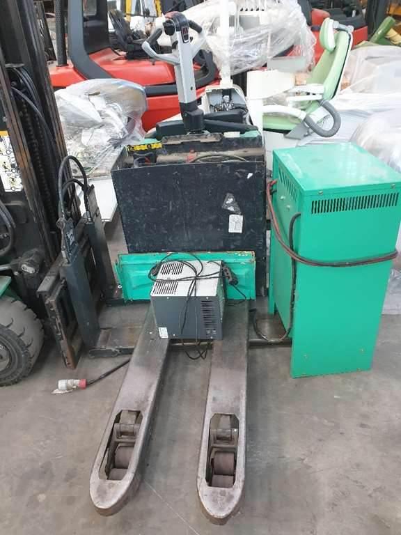 Mitsubishi PBV20N2, Electric Forklifts, Material Handling