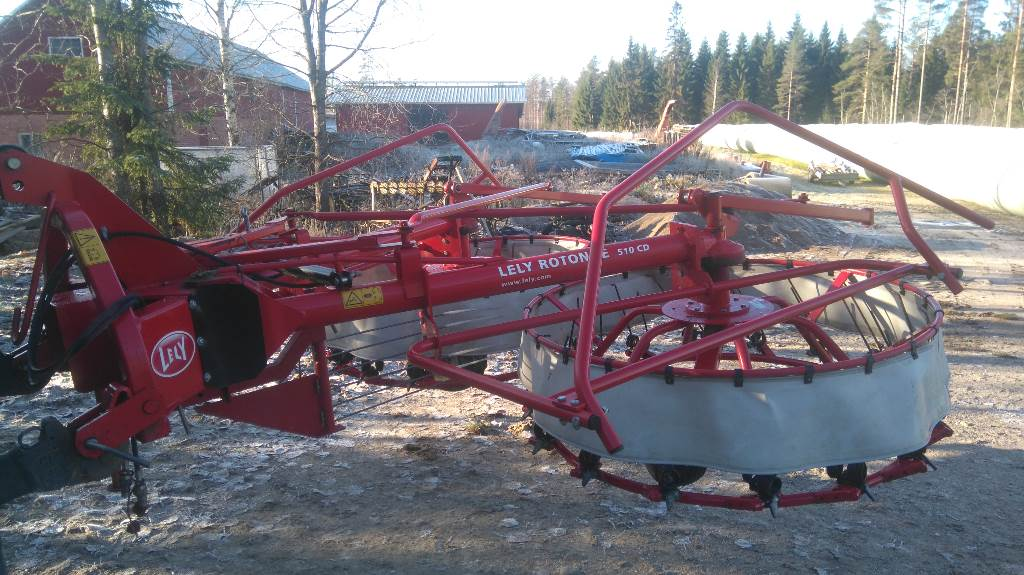 Lely ROTONDE 510, Other agricultural machines, Agriculture