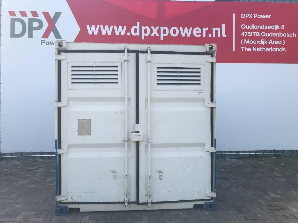 Gesan DZR30 (Deutz) - 33 kVA Generator - DPX-11909, Diesel generatoren, Bouw