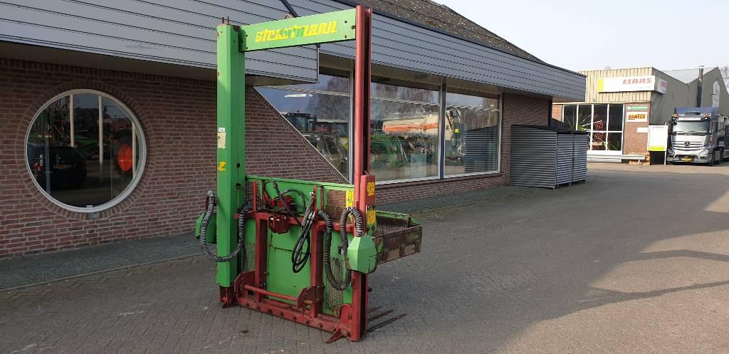 Strautmann Hydrofox HX 4 kuilvoersnijder, Silo Unloading Equipment, Agriculture
