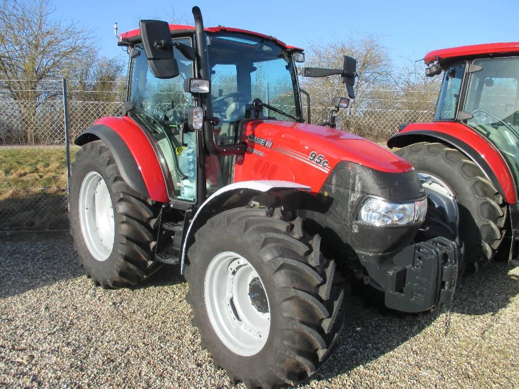 Case IH Farall 95 C HILO, Traktorer, Landbrug
