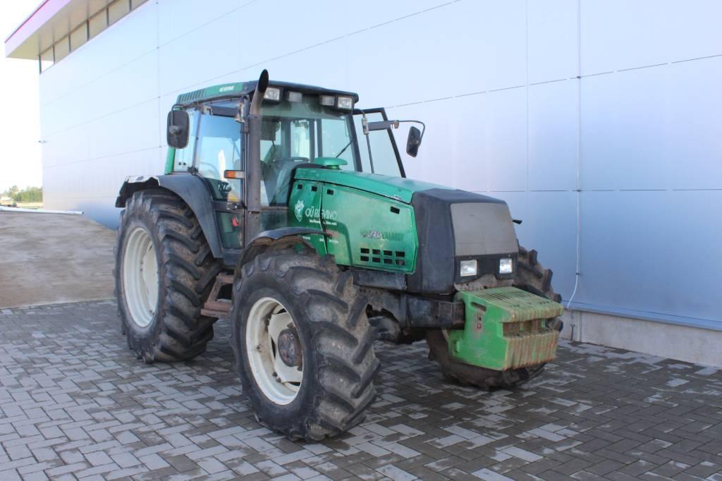 Valtra Valmet 8350 Hitech, Traktorid, Põllumajandus