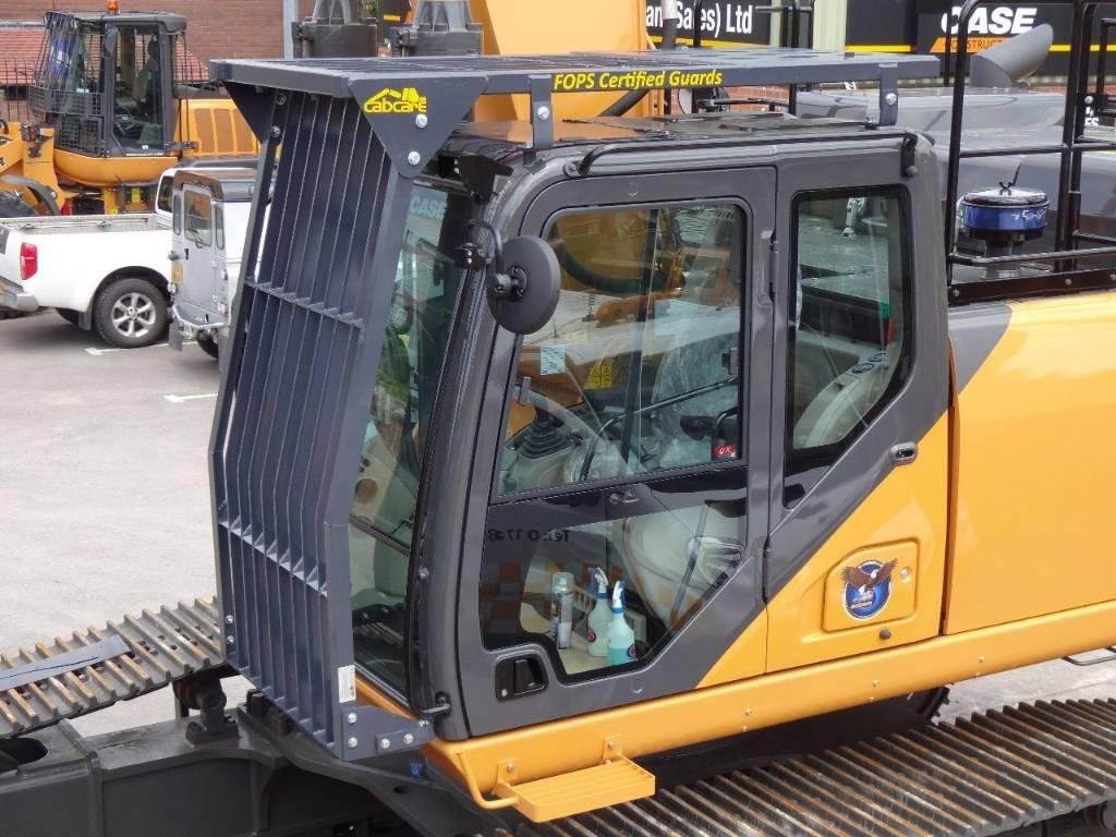 [Other] Cabcare FOPS Demolition Guard, Rock Guard,, Crawler Excavators, Construction Equipment