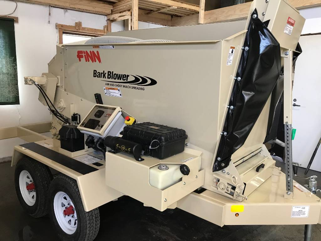 Finn BB302, Other groundcare machines, Groundcare