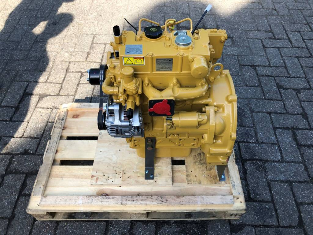 Caterpillar - Surplus C 1.1 - Industrial Engine - 19.7 kW - C6L, Industrial Applications, Construction