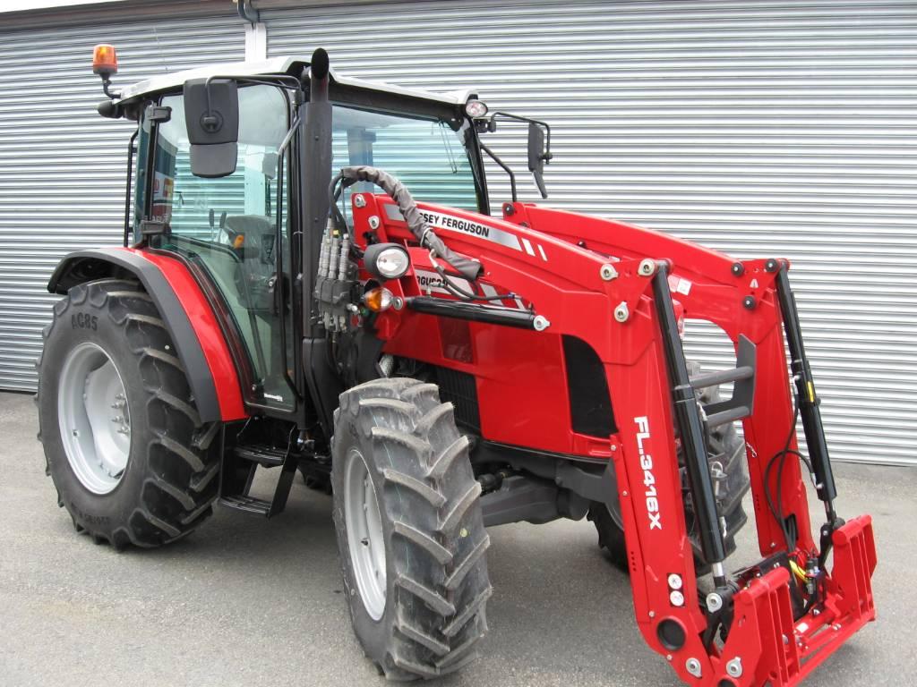 Massey Ferguson 4707, Traktorer, Lantbruk