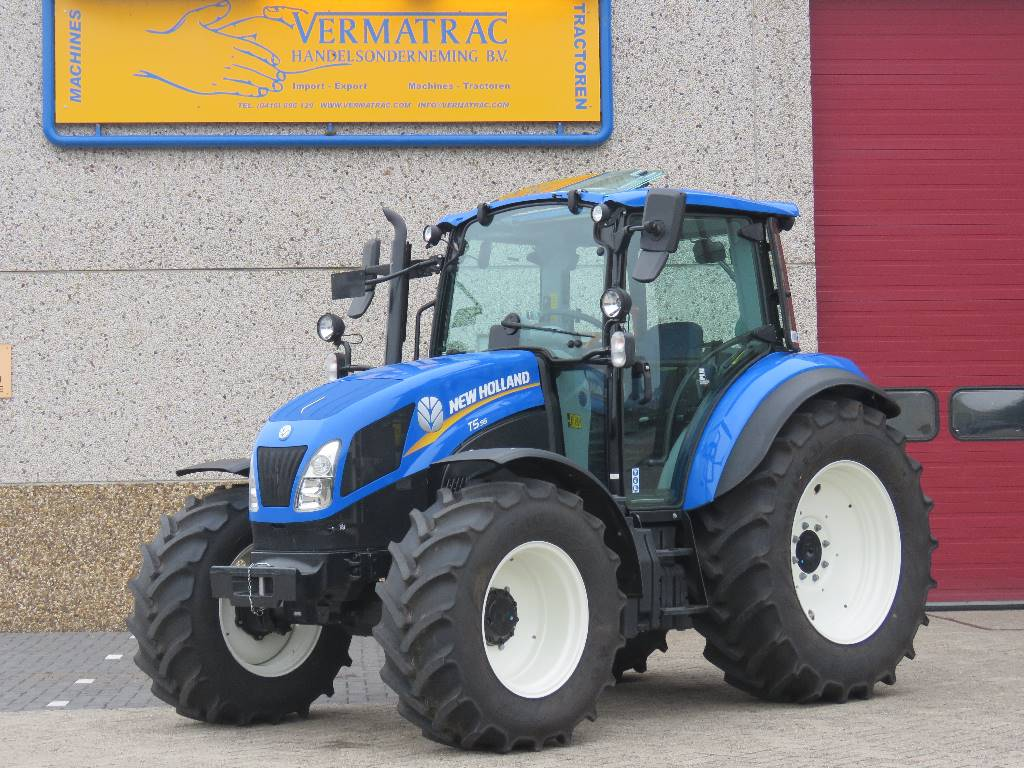 New Holland T5.95 HD DC