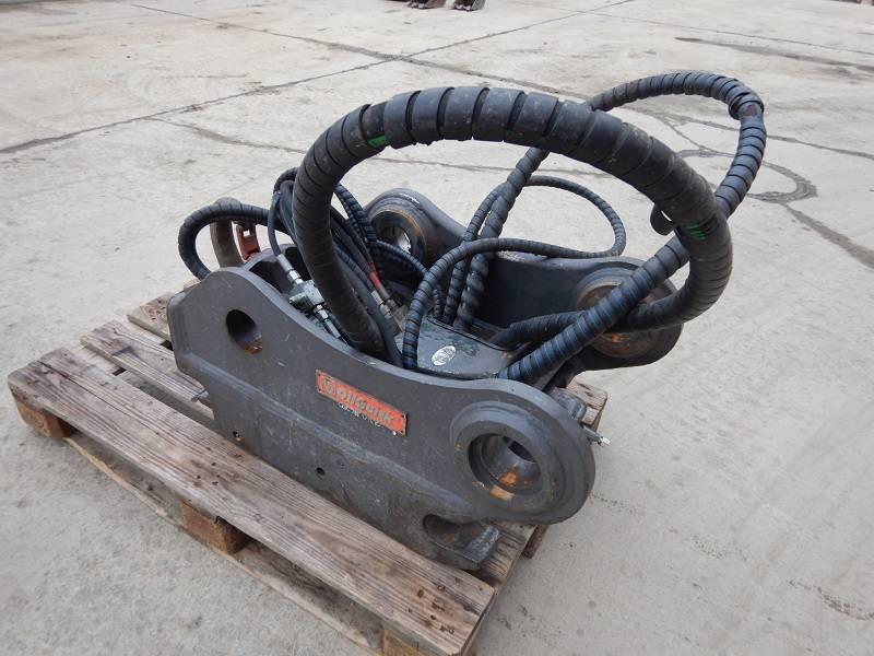 OilQuick OQ 70/55, Quick Connectors, Construction Equipment