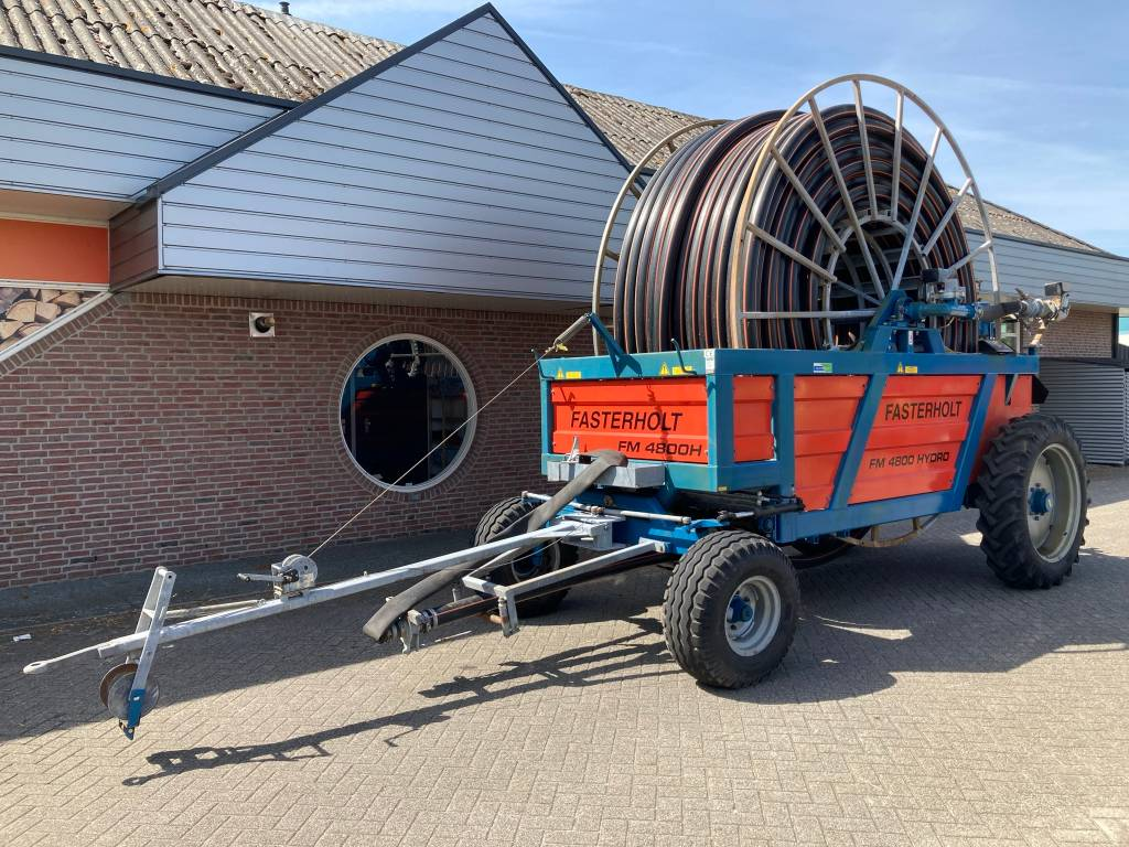 Fasterholt FM 4800 Hydro, Irrigation systems, Agriculture