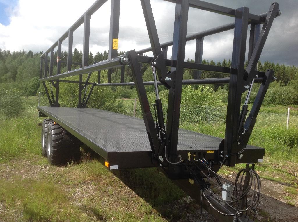 Palmse PT3925-19T, Paalivaunut, Maatalous