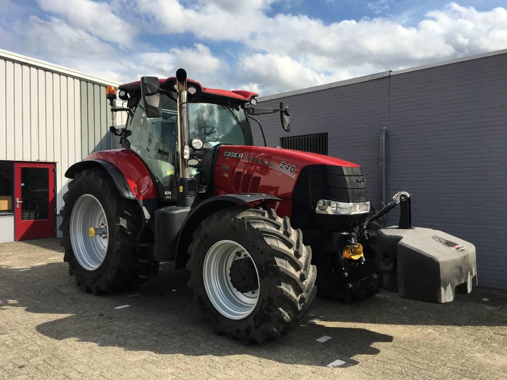 Case IH Puma 240 CVX, Tractoren, Landbouw