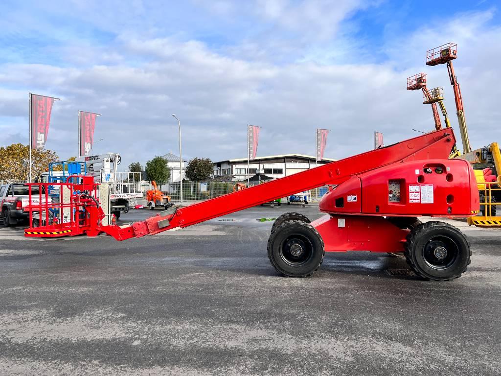 Haulotte H21TX diesel 4x4 21m (1417), Teleskoparbeitsbühne, Baumaschinen