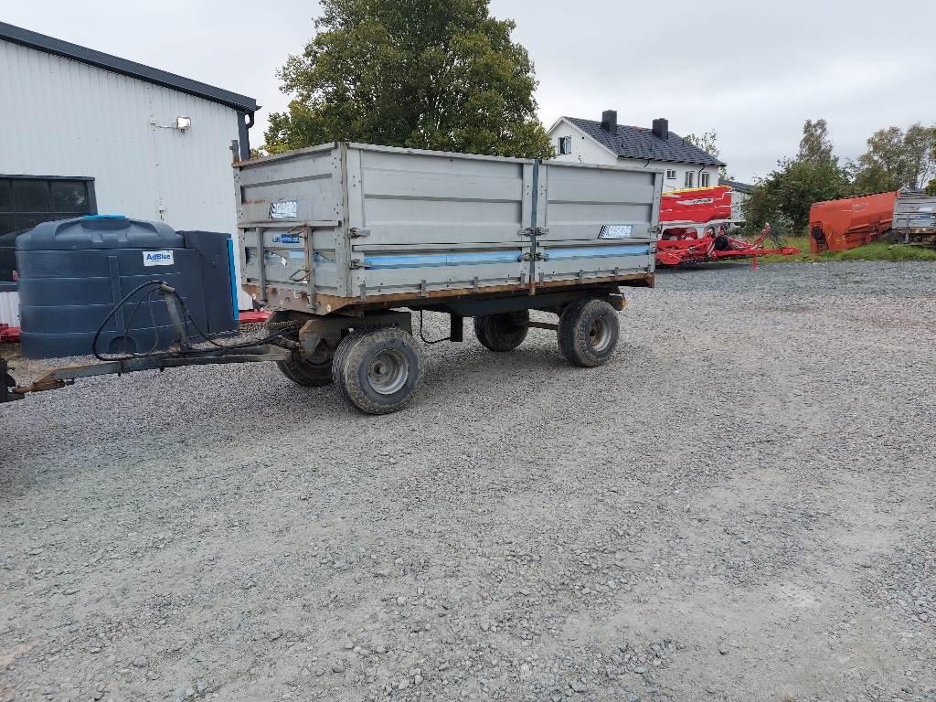 Gisebo Vagn med Ensilageförhöjning, Övriga vagnar, Lantbruk