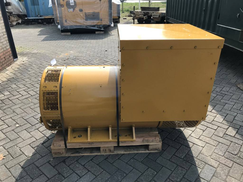 Caterpillar Generator End SR 4 - 590 kW - DPH 105282, Generator Ends, Construction