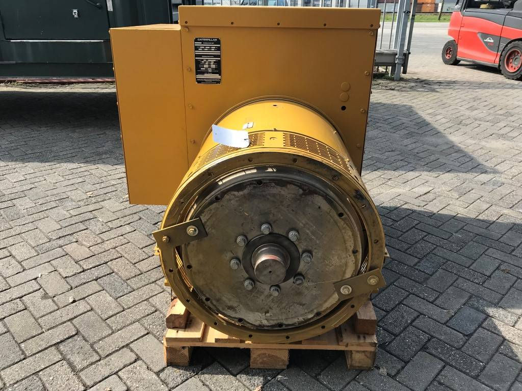 Caterpillar Generator End SR 4 - 590 kW - DPH 105282, Generator Ends, Construction