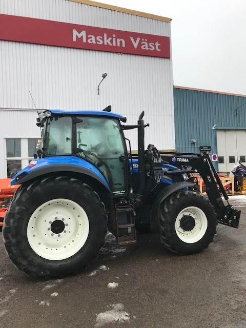 New Holland T 5.95 EC, Traktorer, Lantbruk