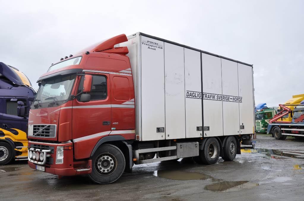 Volvo FH4806X2 Analog, Skåpbilar, Transportfordon