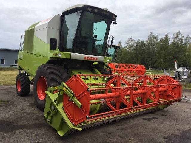 CLAAS Avero 160, Combine harvesters, Agriculture