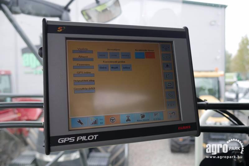 CLAAS GPS PILOT automatic steering