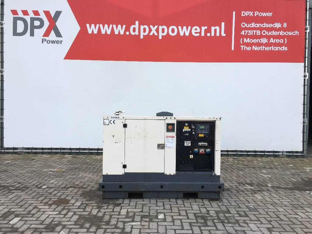 Iveco 8035E15 - 35 kVA Generator - DPX-11259, Diesel generatoren, Bouw