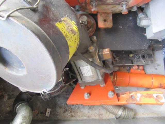 Busch Vacuümunit, Vacuümapparatuur, Bouw