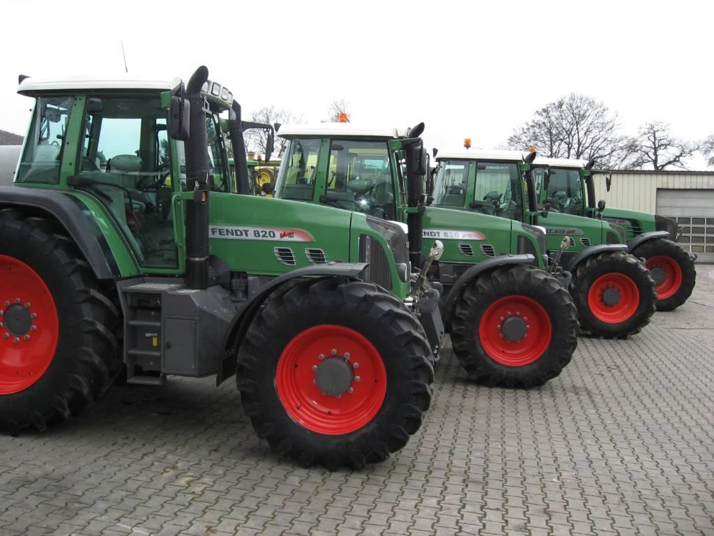 Fendt 100-260 PS, Tracteur, Agricole