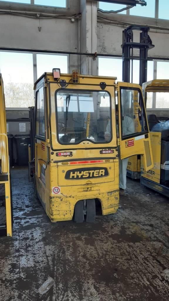 Hyster J1.60XMT, Electric counterbalance Forklifts, Material Handling