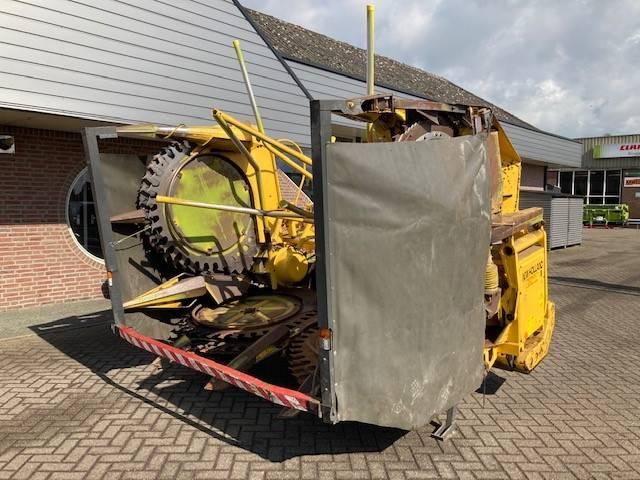 New Holland RI 600 V maisbek, Forage harvester headers, Agriculture