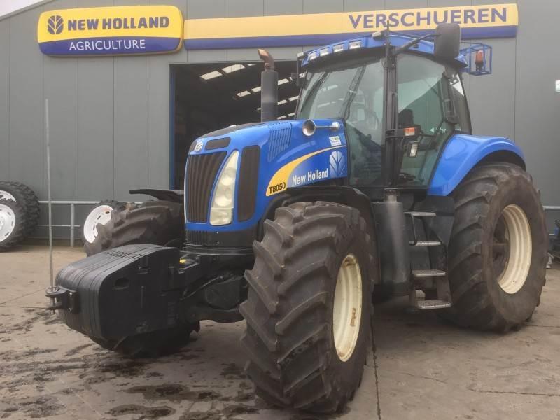 New Holland T8050, Tractoren, Landbouw